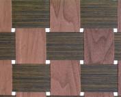 braid wood veneer