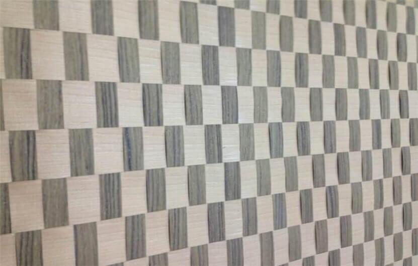 composite woven wood veneer
