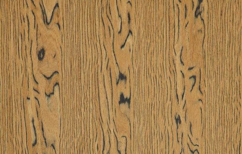 tiger oak veneer