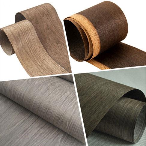 dark wood veneer