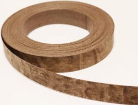 edge banding veneer walnut burl