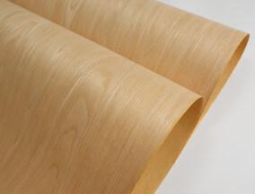 paper back engineered oak veneer