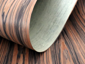 paper back engineered rosewood veneer