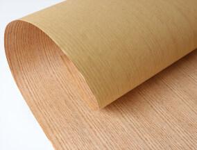 paper back red oak straight line