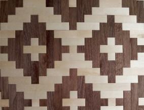 Woven Veneer Sheets 4 X 8 Ft 100 Handwork Weave Wood Veneer