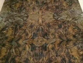 walnut burl veneer China